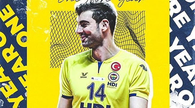 Fenerbahçe Hasan Sıkar'ın sözleşmesini yeniledi