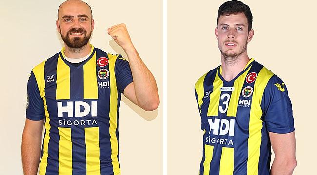 Fenerbahçe HDI Sigorta'da Hoag ve Vigrass ile yollar ayrıldı