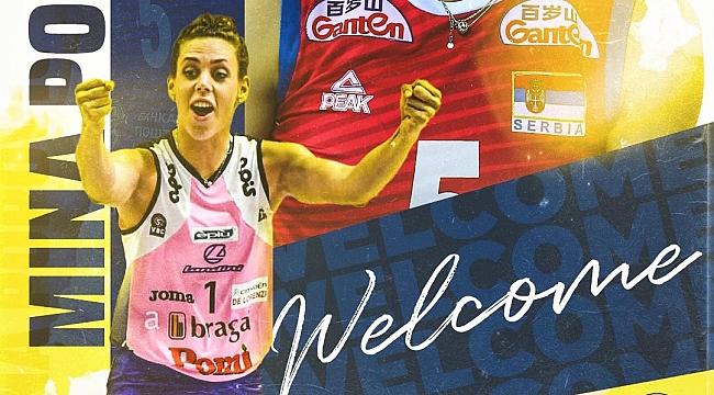 Fenerbahçe Opet Sırp Mina Popovic'i kadrosuna kattı
