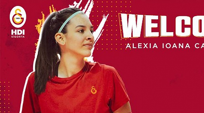 Galatasaray, Alexia Carutasu transferini açıkladı