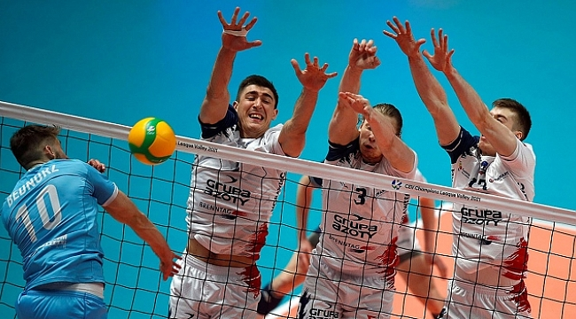 Grupa Azoty ZAKSA şampiyon oldu