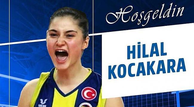 Nilüfer Belediyespor, Hilal Kocakara'yı transfer etti