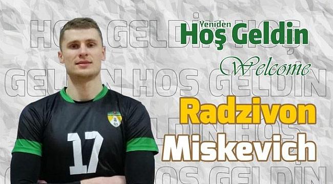 Solhan, Radzivon Miskevich ile yola devam
