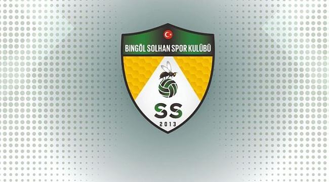 Solhanspor'da Mehmet Şahin imzayı attı