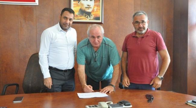 Sorgun Belediyespor, Bahadır Aksoy ile yeniden anlaştı