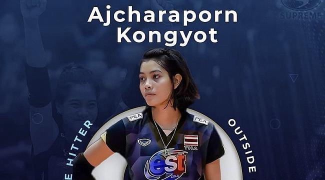 Taylandlı smaçör Ajcharaporn Kongyot Sarıyer'de!