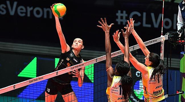 VakıfBank, Şampiyonlar Ligi'ni ikinci tamamladı