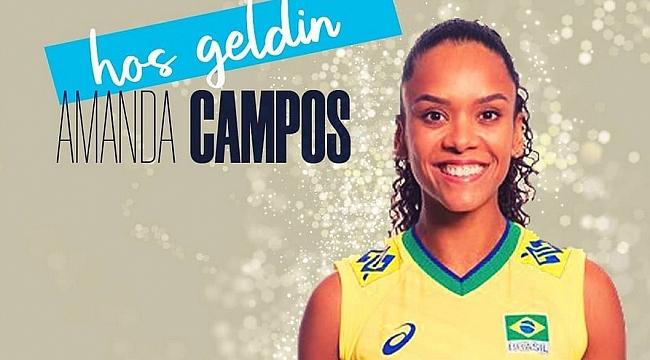Amanda Campos, PTT Spor'da