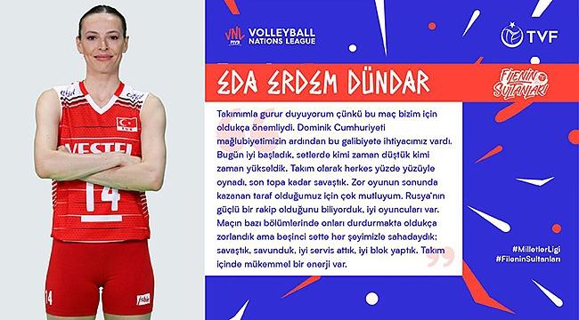 Eda Erdem Dündar: