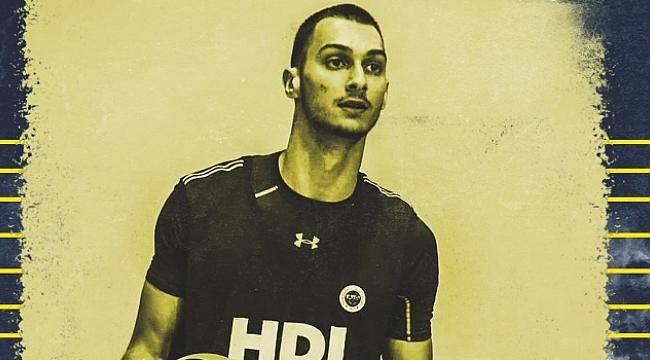 Fenerbahçe HDI Sigorta, Arda Bostan'ı Tokat Belediye Plevnespor'a kiraladı