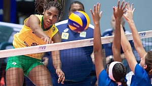 Fenerbahçe Opet Ana Cristina De Souza'yı transfer etti