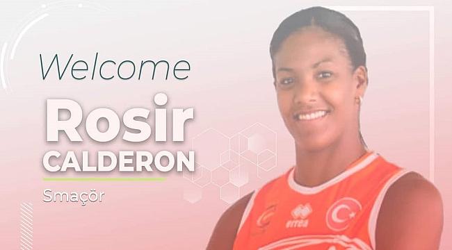 Rosir Calderon Dias, Bolu Belediyespor'da!