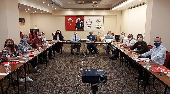 VHGF Yönetim Kurulu Ankara'da Toplandı