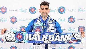 Abdullah Çam Halkbank'a döndü