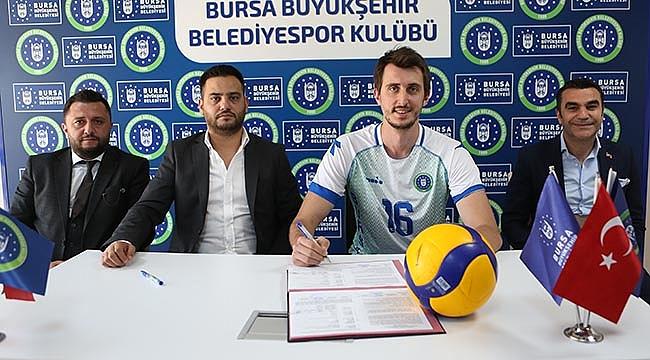 Büyükşehir Belediyespor Uğur Güneş'le sözleşme imzaladı