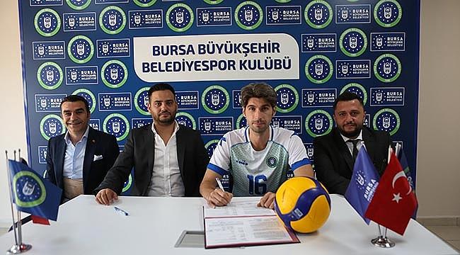 Ekrem Caner Çiçekoğlu Büyükşehir Belediyespor'da