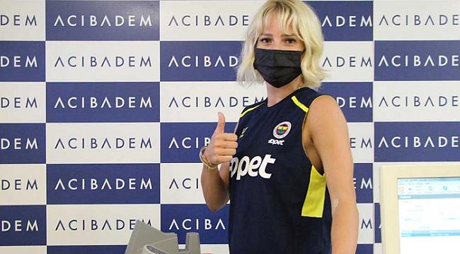 Fenerbahçe Opet'te sağlık kontrolleri başladı