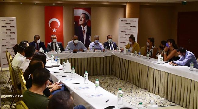 Misli.com Sultanlar Ligi yeni sezon değerlendirme toplantısı yapıldı