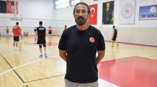 Osman Çarkçı: Amacımız İtalya'dan dünya şampiyonu olarak dönmek