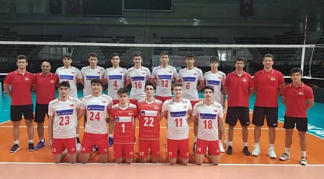 U18 Erkek Milli Takımı, U20 Balkan Şampiyonası'nda sahne alıyor