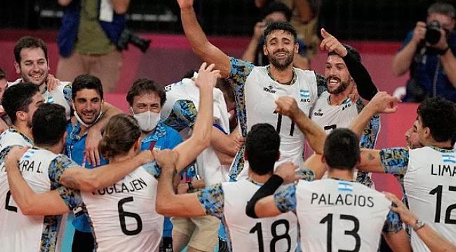 Arjantin, Brezilya'yı 3-2 yenerek bronz madalya kazandı