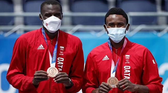 Katar, tarihinin ilk olimpiyat madalyasını elde etti