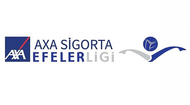 AXA Sigorta Efeler Ligi'nde İlk İki Haftanın Maç Programı Belli Oldu