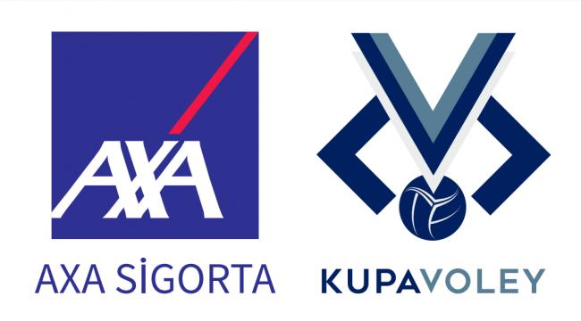 AXA Sigorta Kupa Voley'de program belirlendi