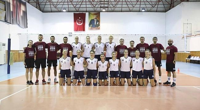 Aydın BBSK, Balkan Kupası'nda sahaya çıkıyor