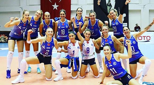 Aydın Büyükşehir Belediyespor, final biletini kaptı!