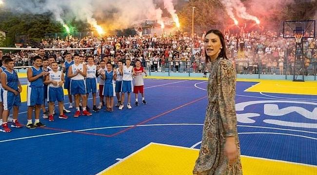 Boskovic'e muhteşem karşılama