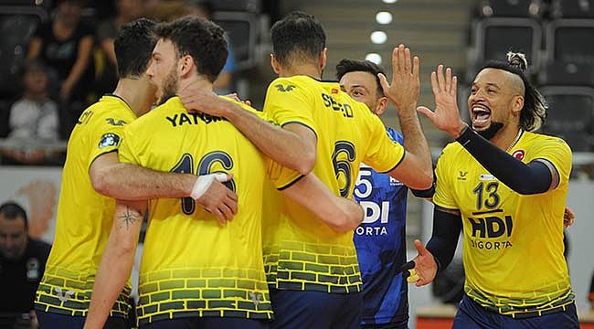 Fenerbahçe, Jastrzebski Wegiel ile sezon açılış maçında karşılaştı