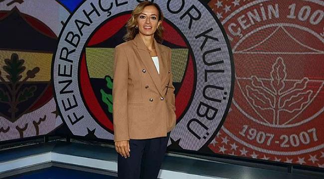 Fenerbahçe Opet Kadın Voleybol Takımı'nın menajeri Pelin Çelik oldu
