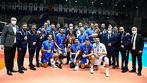 Halkbank, Üst Üste 2. Kez Balkan Şampiyonu