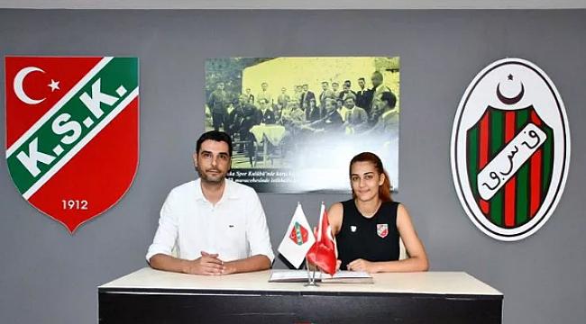 Karşıyaka, Nazlı Polat'ı transfer etti