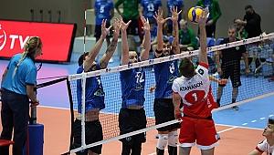 Simya Metal 7. TSYD İzmir Voleybol Turnuvası'nda ikinci gün sona erdi