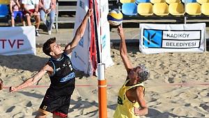 TVF Pro Beach Tour Kalamış Etabı Başladı