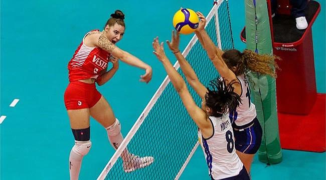 U18 Kız Milli Takımımız, İtalya'ya Mağlup Oldu