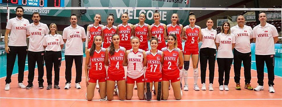 U18 Kız Milli Takımımızın Rakibi Meksika Oldu
