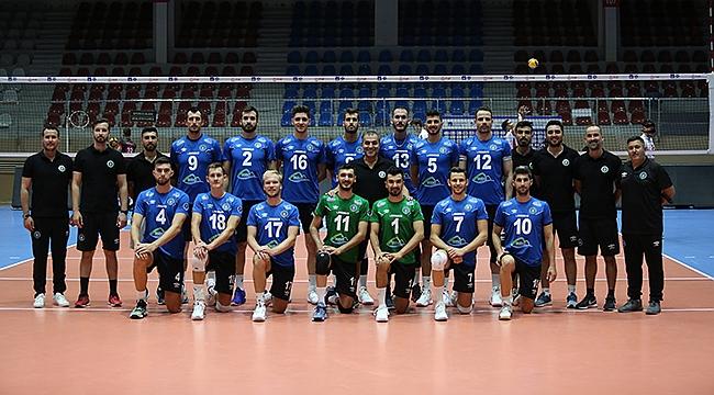 Bursa Büyükşehir Belediyespor Erkek Voleybol Takımı sezona hazır