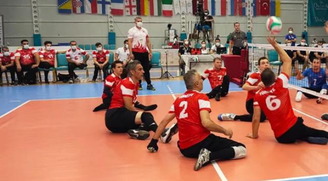 Erkek Milli Takımı, son 16 turunda Polonya'ya kaybetti