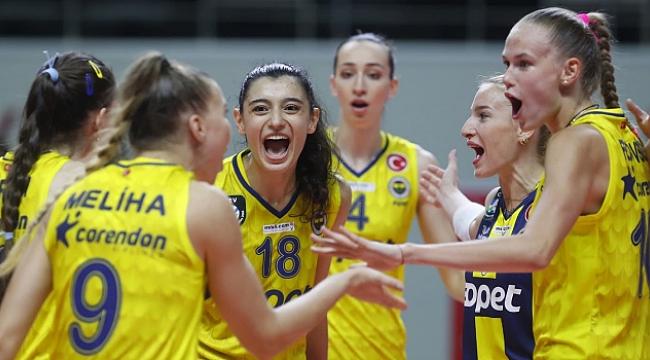 Fenerbahçe Opet 2'de 2 yaptı