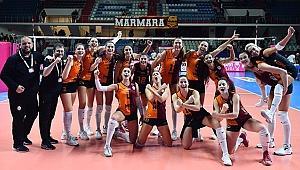 Galatasaray Tie-Break'te güldü