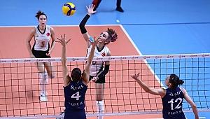 Kadınlar 1. Ligi'nde 3. hafta tamamlandı