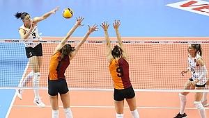 Misli.com Sultanlar Ligi'nde 5. hafta tamamlandı