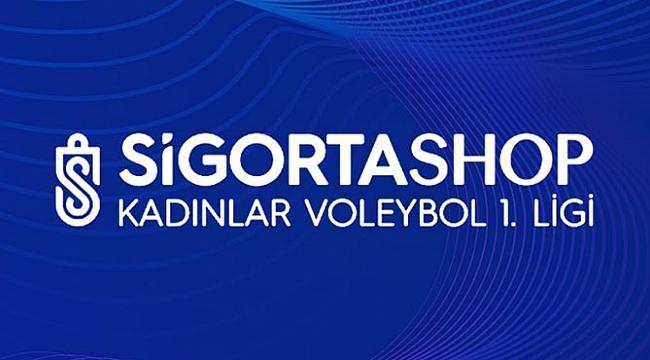 Sigorta Shop Kadınlar 1. Ligi'nde 2021-2022 Sezonu Başlıyor